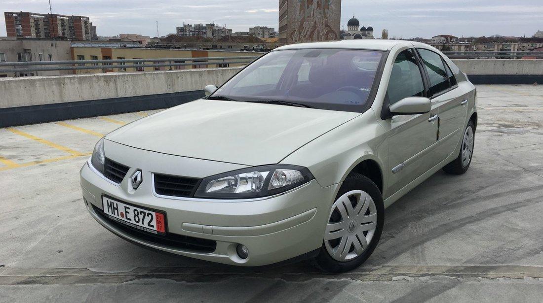 Renault Laguna Benzina 2006