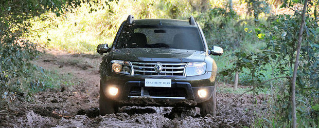Renault lanseaza Duster in Rusia
