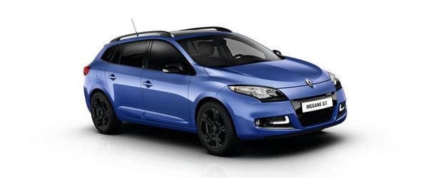 Renault lanseaza o versiune speciala a lui Megane