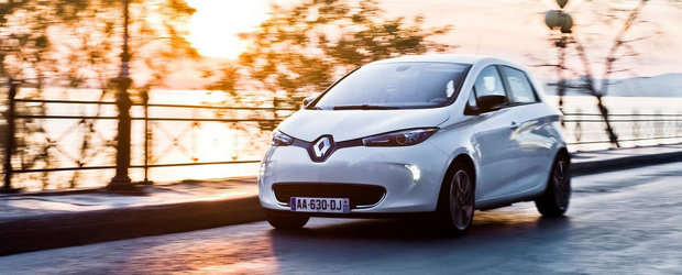 Renault lucreaza la un Zoe autonom