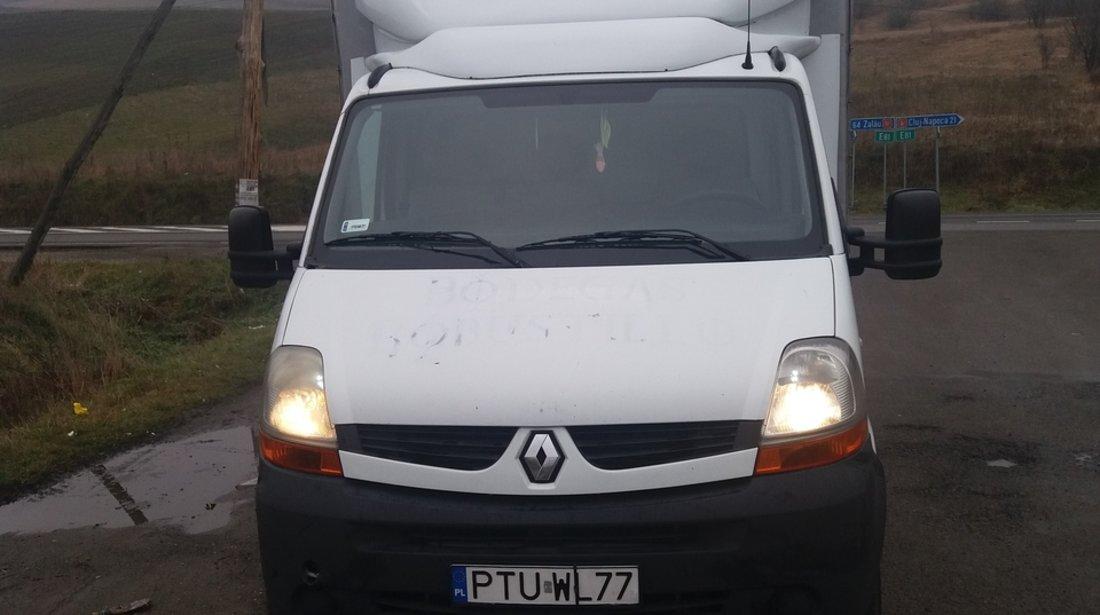 Renault Master 2.5DCI 2010
