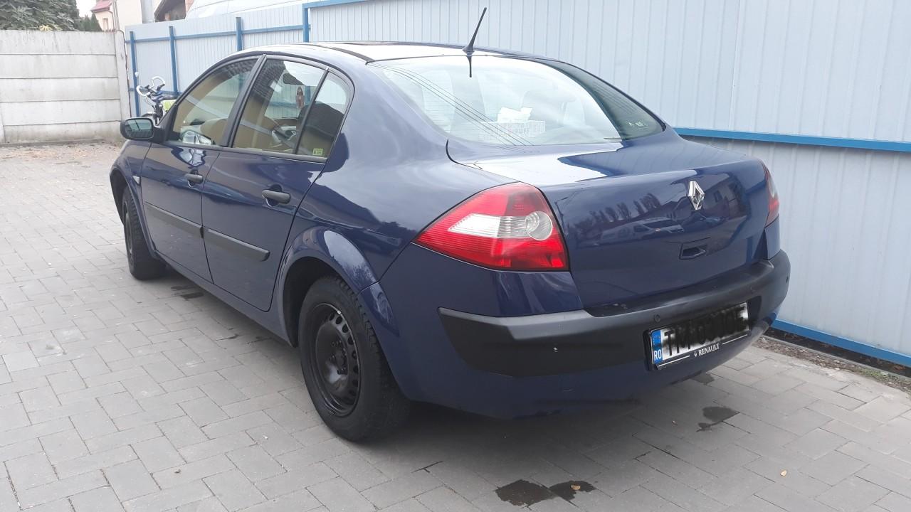 Renault Megane 1.5 DCI 2005