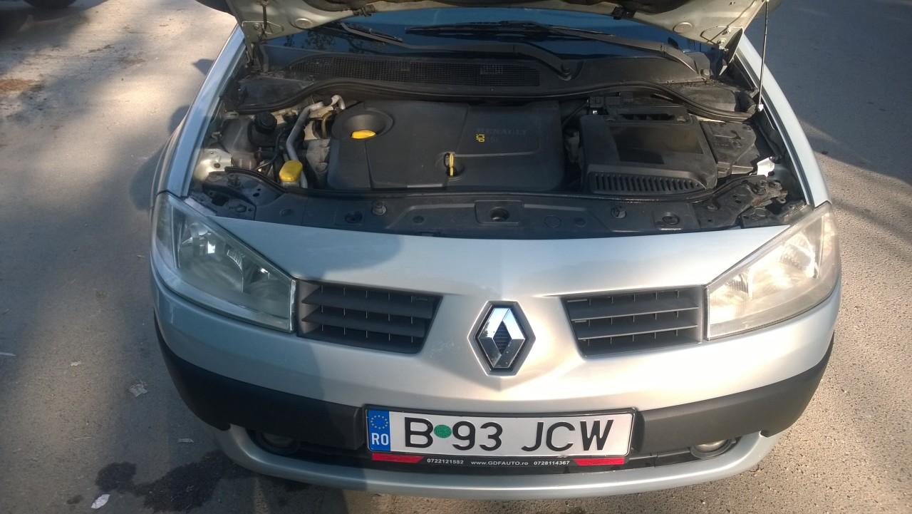 Renault Megane 1,5dci 2004