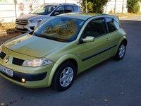 Renault Megane 1.5DCI consum 4 2003