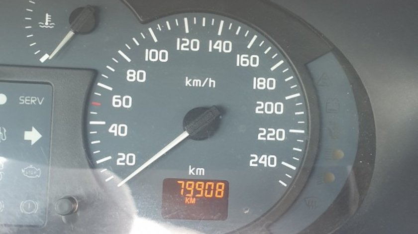Renault Megane 1.6 16v 2002