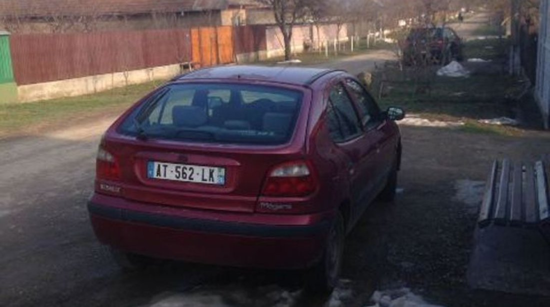 Renault Megane 1,9tdi 2000