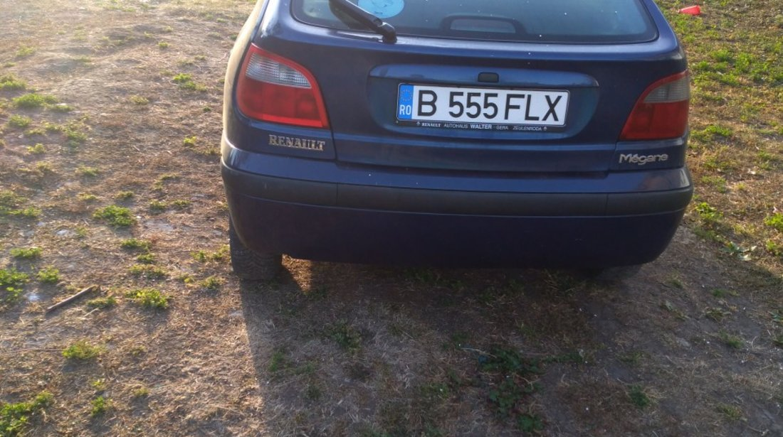 Renault Megane 14 16v 2003