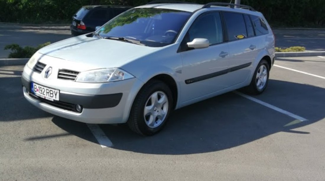Renault Megane Benzina 2004