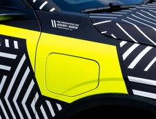 Renault Megane E-Tech Electric - Poze noi