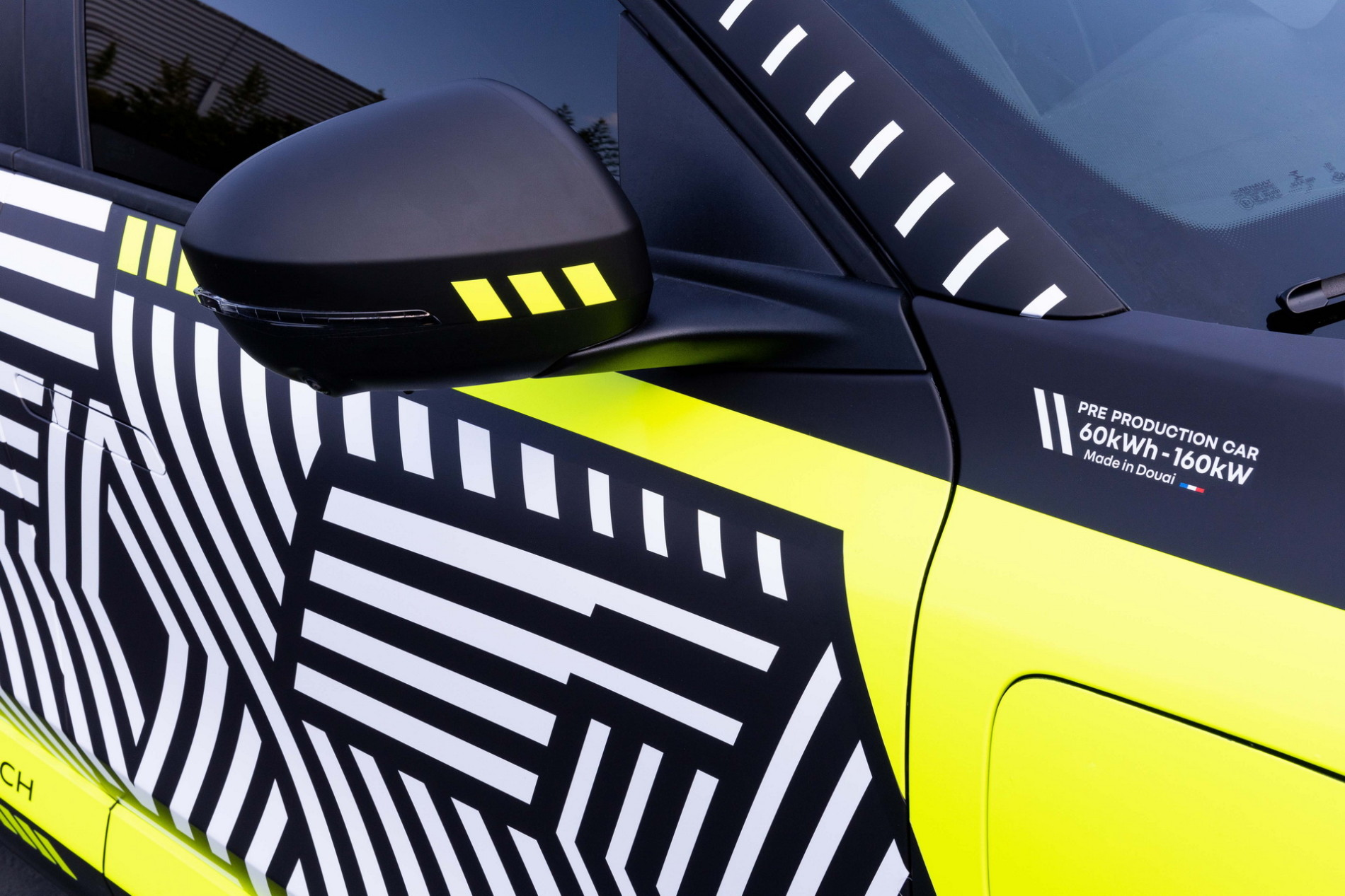 Renault Megane E-Tech Electric - Poze noi - Renault Megane E-Tech Electric - Poze noi