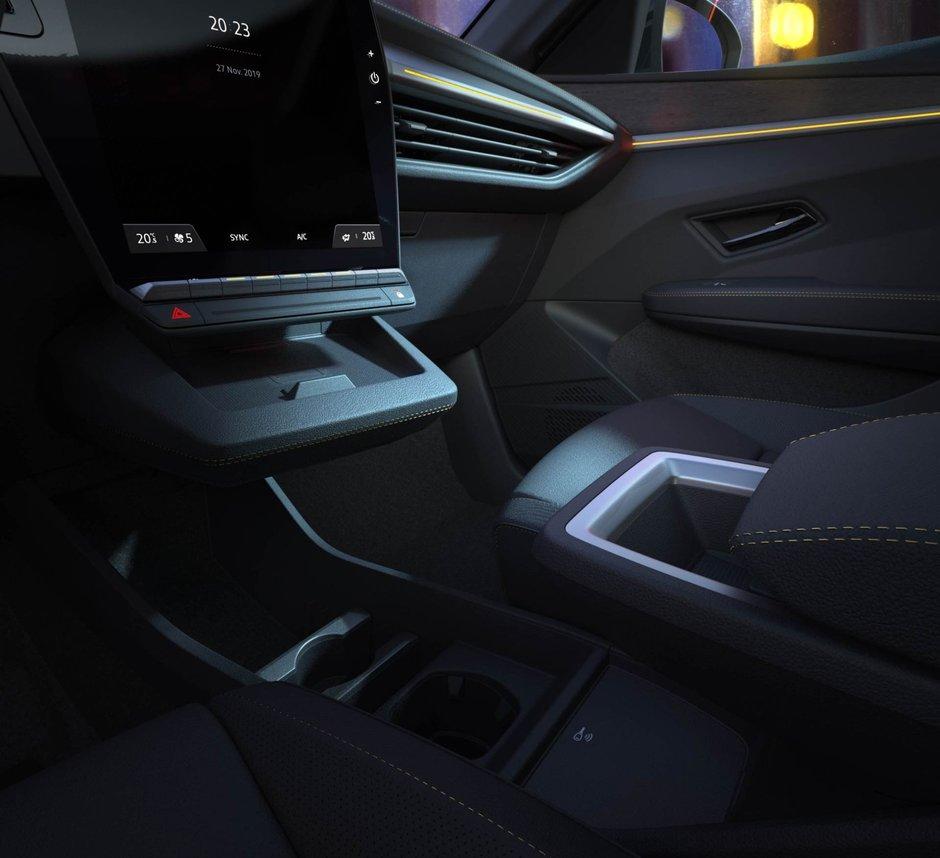 Renault Megane E-Tech Electric - Primele poze