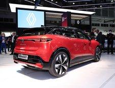 Renault Megane E-Tech - Poze reale