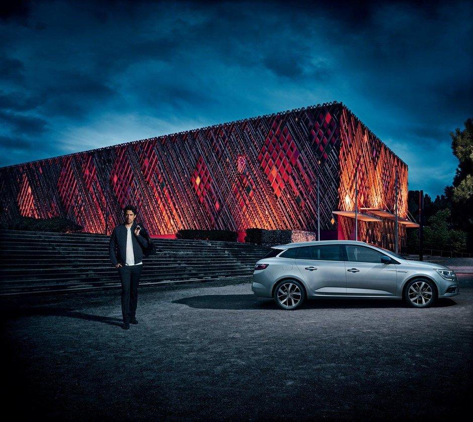 Renault Megane Estate Limited