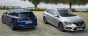 Renault Megane Estate intra tare pe piata break-urilor din Romania cu un pret imbatabil