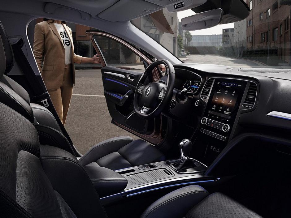 Renault Megane Facelift