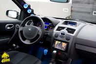 Renault Megane II - Merlot Megane din 05