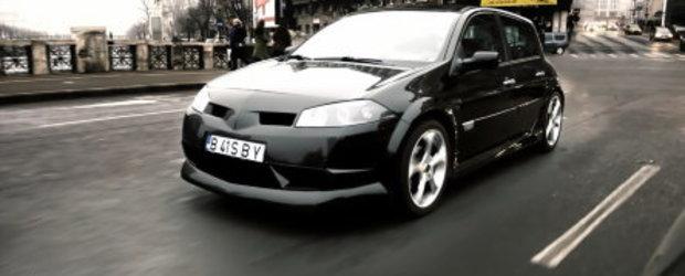 Renault Megane II - `Merlot` Megane din '05