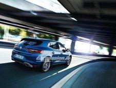 Renault Megane IV - Primele poze