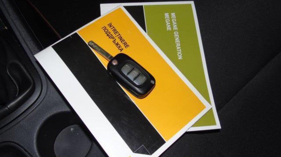 Renault Megane Olympic 1.5 dCi 110 CP 2012