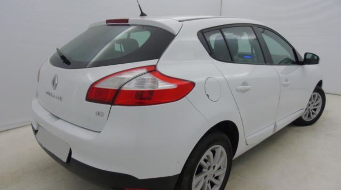 Renault Megane Olympic 1.5 dCi 90 CP 2012