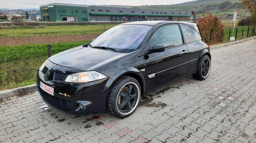 Renault Megane RS 2.0 TURBO 2005
