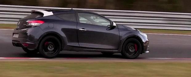 Renault Megane RS revine la Nurburgring pentru a stabili un nou record