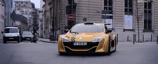 Renault Megane RS Trophy este cel mai tare TAXI din lume