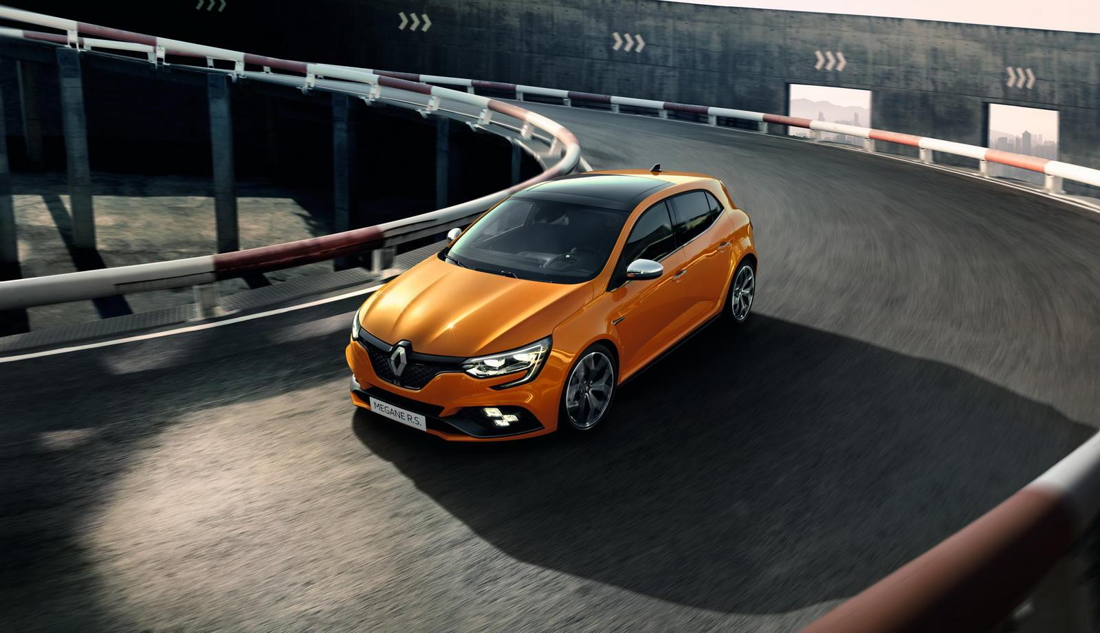 Renault Megane RS - Renault Megane RS