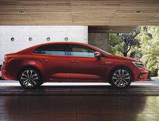Renault Megane Sedan facelift