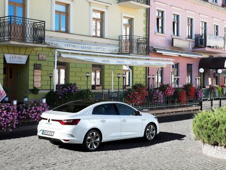 Renault Megane Sedan - Galerie Foto