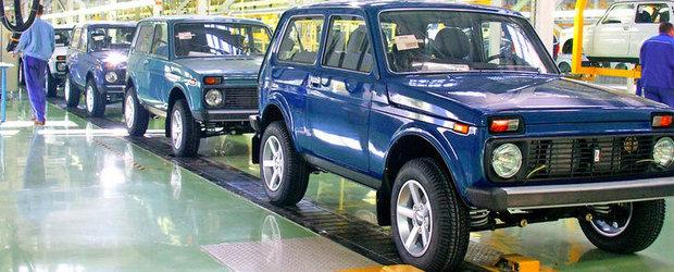 Renault-Nissan va prelua pachetul majoritar al AvtoVAZ