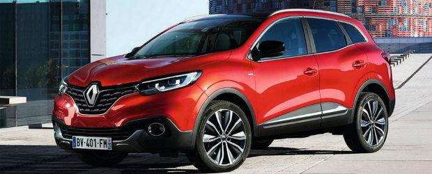 Renault planuieste un parteneriat cu Nismo pentru o gama de SUV-uri performante. Uite care sunt primele victime