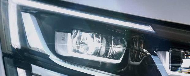 Renault pregateste debutul unui nou model. Despre ce sa fie oare vorba?
