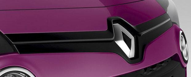 Renault pregateste un model cu propulsie spate