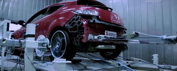 Renault pregateste un nou Megane RS si record absolut la Nurburgring