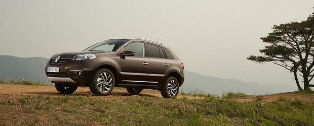 Renault prezinta in actiune si detaliu noul Koleos Facelift