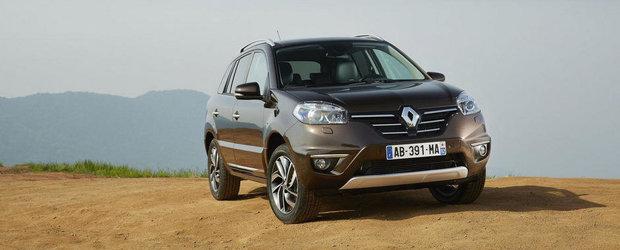 Renault propune cel de-al doilea facelift pentru SUV-ul Koleos