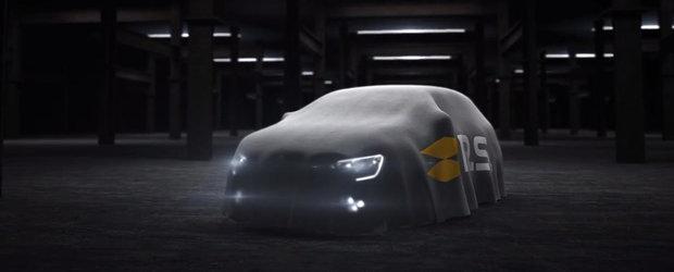 Renault pune capat speculatiilor. Cand se lanseaza noul Megane RS