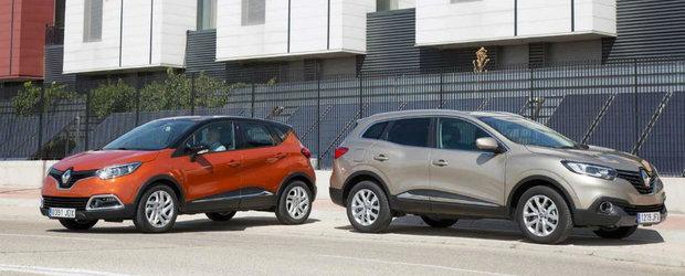 Renault recheama in service automobile din Romania. Uite aici motivul