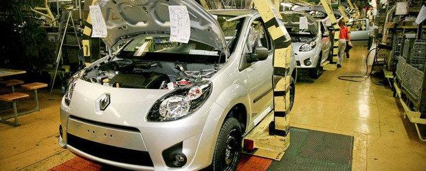 Renault renunta la 300 dintre angajatii uzinei din Slovenia