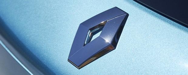 Renault renunta la actualul sau logo. Cu ce va fi inlocuit celebrul romb