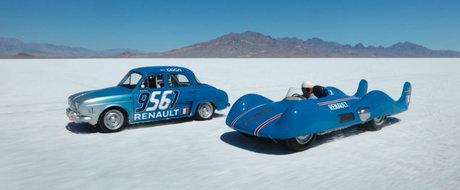 Renault s-a intors la Bonneville dupa 60 de ani si a doborat un record de viteza