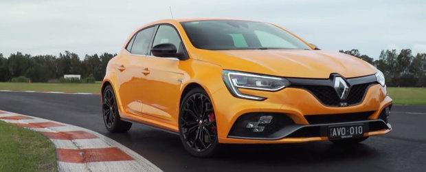 """Renault s-a pripit cand a pus pe noul Megane RS un motor de doar 1.8 litri. """"As fi vrut sa..."""