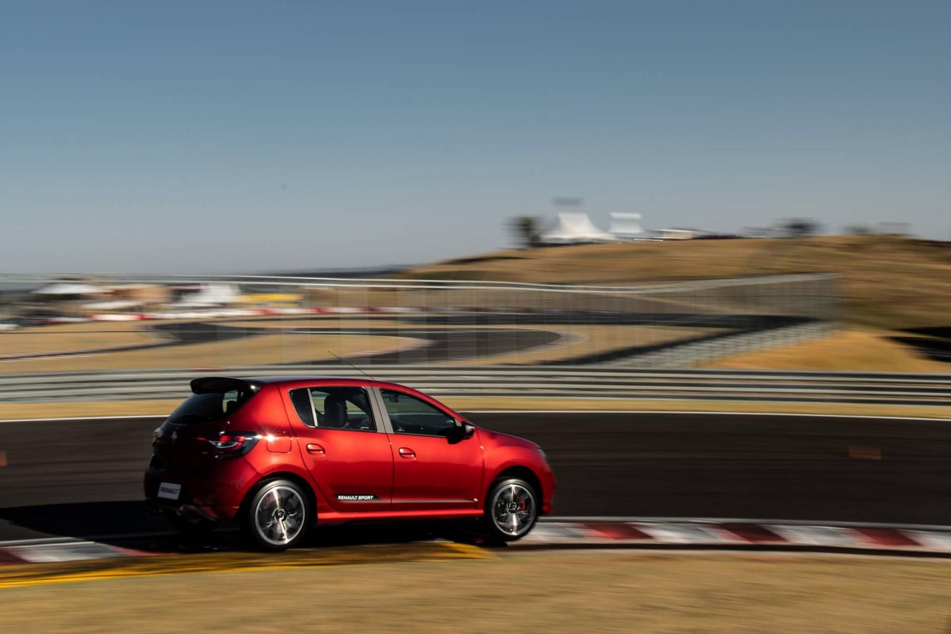 Renault Sandero RS Facelift - Renault Sandero RS Facelift