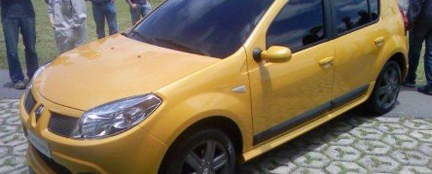 Renault Sandero RS la Geneva?