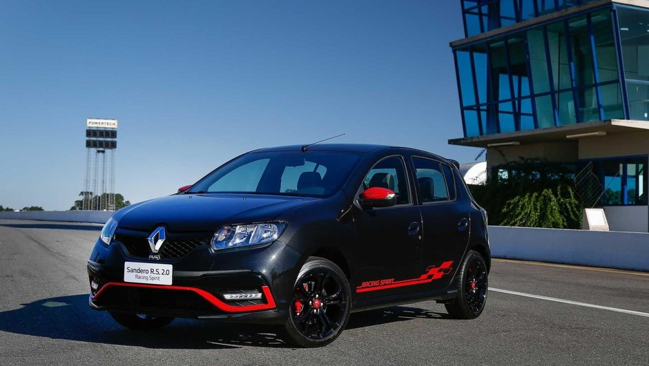 Renault Sandero RS Racing Spirit Edition