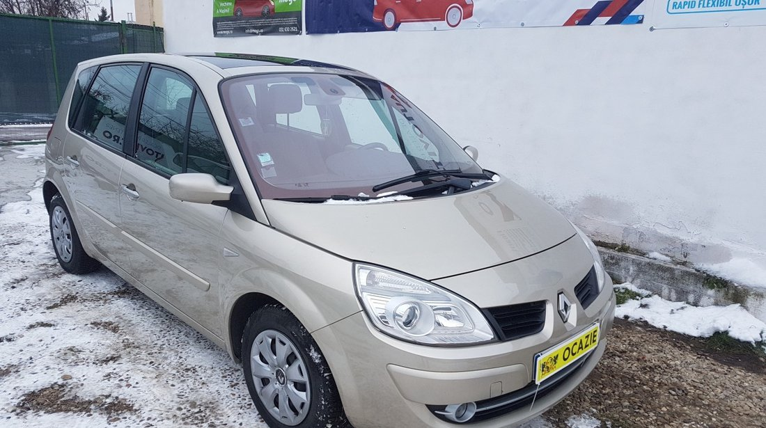 Renault Scenic 1.5dci 105cp rate 2008