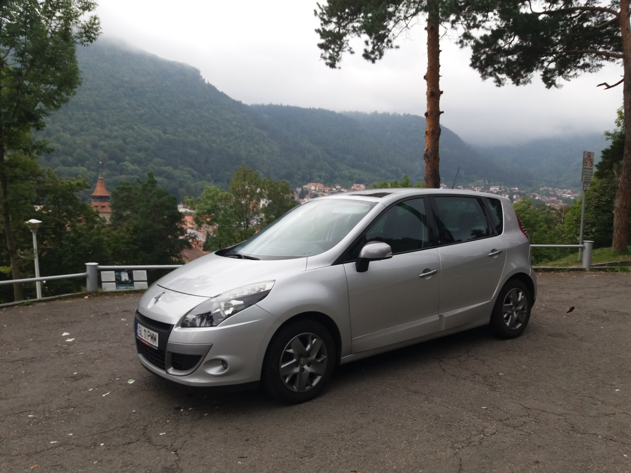 Renault Scenic 1.6 DCI 130 CP 2011