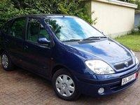 Renault Scenic 1,9 dci 2002