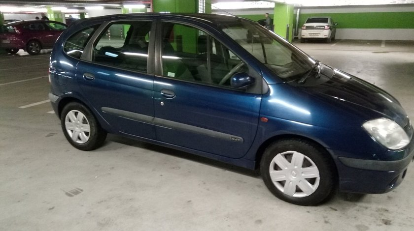 Renault Scenic 1.9 dti 2002
